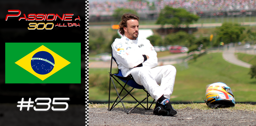 "Puntata #35 alle 21.30 | ""Nico re ad Interlagos, Lewis si intristisce"". Si torna Live, qui!"