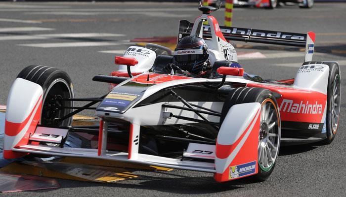 Formula E | Infortunio per Nick Heidfeld