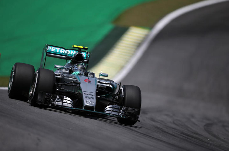 F1   Qualifiche GP del Brasile: Rosberg in pole su Hamilton e Vettel