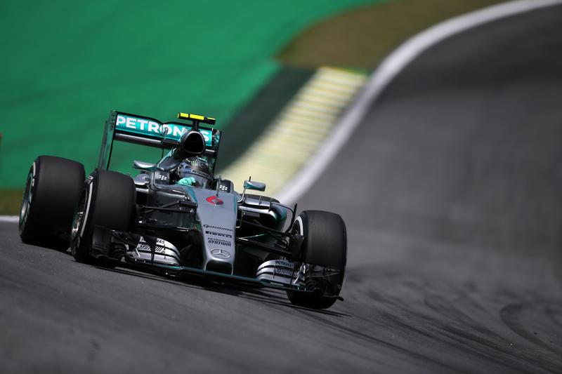F1 | Qualifiche GP del Brasile: Rosberg in pole su Hamilton e Vettel