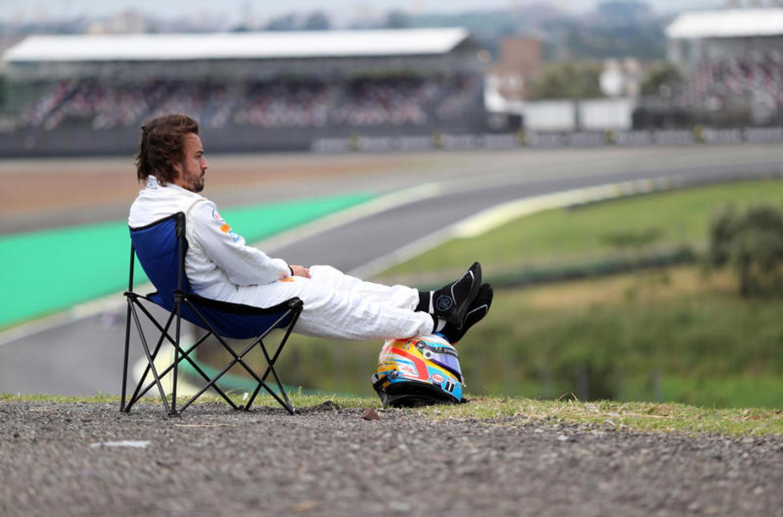 """F1   Arai (Honda) difende Alonso: """"Siamo frustrati anche noi"""""""