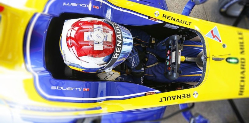 Formula E   Putrajaya: nuova pole per Sébastien Buemi