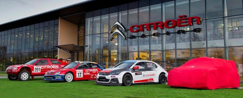WTCC   Citroën si ritira a fine 2016, priorità ai Rally