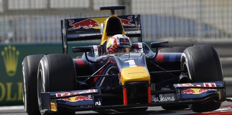 GP2 | Abu Dhabi: Gasly è ancora padrone delle qualifiche