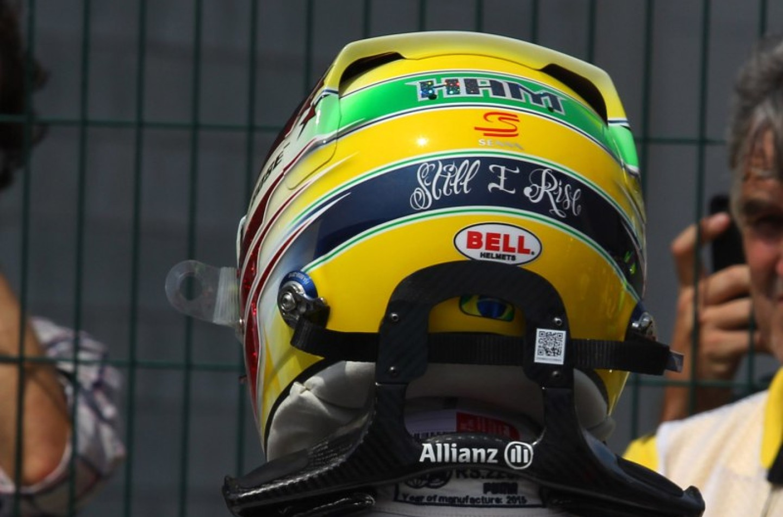 Lewis, Rosberg, Senna, l'egocentrismo