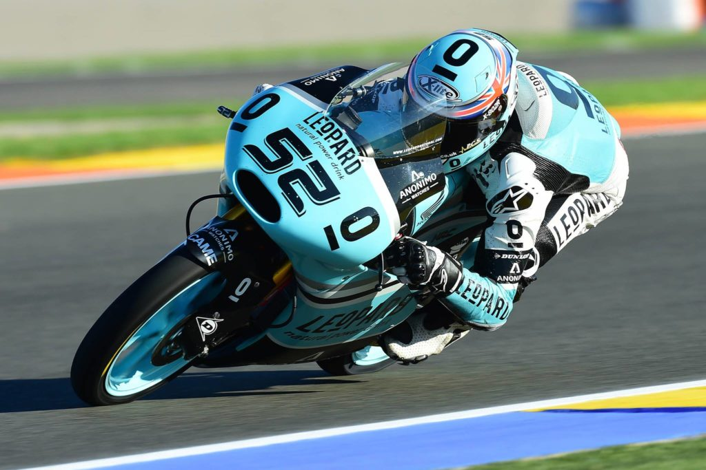 Moto3 | Valencia: vince Oliveira, Danny Kent è Campione!