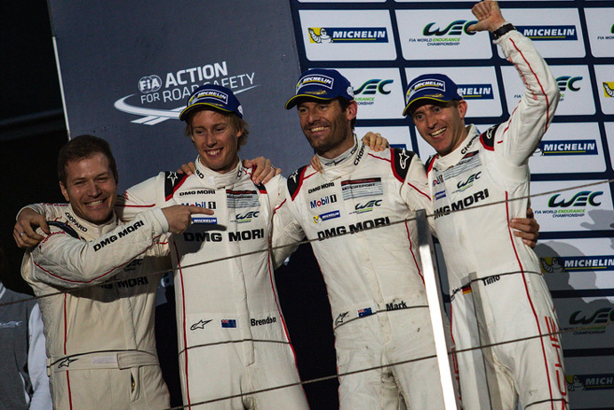 WEC | Mark Webber si ritira dalle competizioni a fine 2016