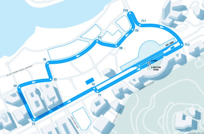 Formula E   Putrajaya ePrix 2015, info e orari