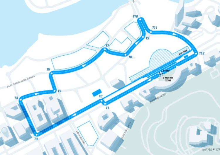 Formula E | Putrajaya ePrix 2015, info e orari