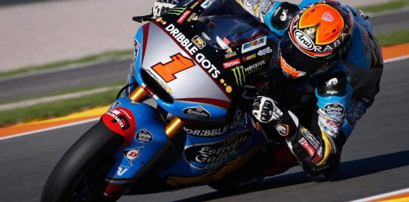 Moto2 | Rabat vince a Valencia davanti a Rins e Luthi
