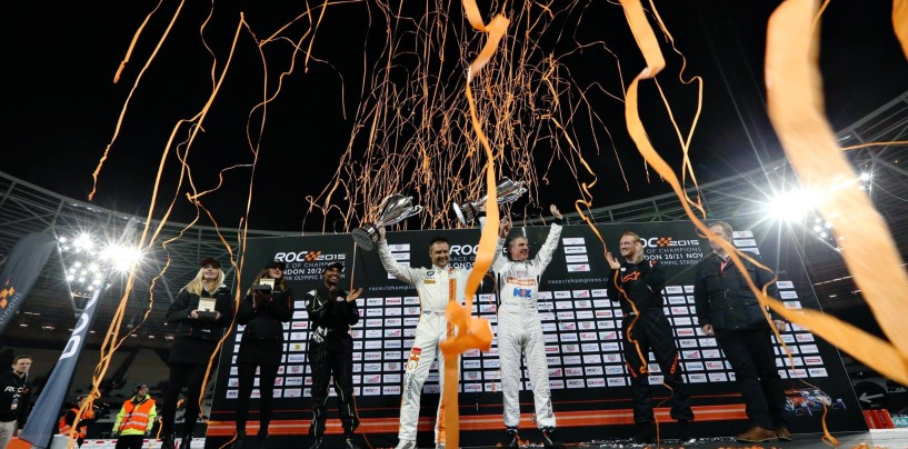 RoC | Plato e Priaulx battono Vettel e Hulkenberg