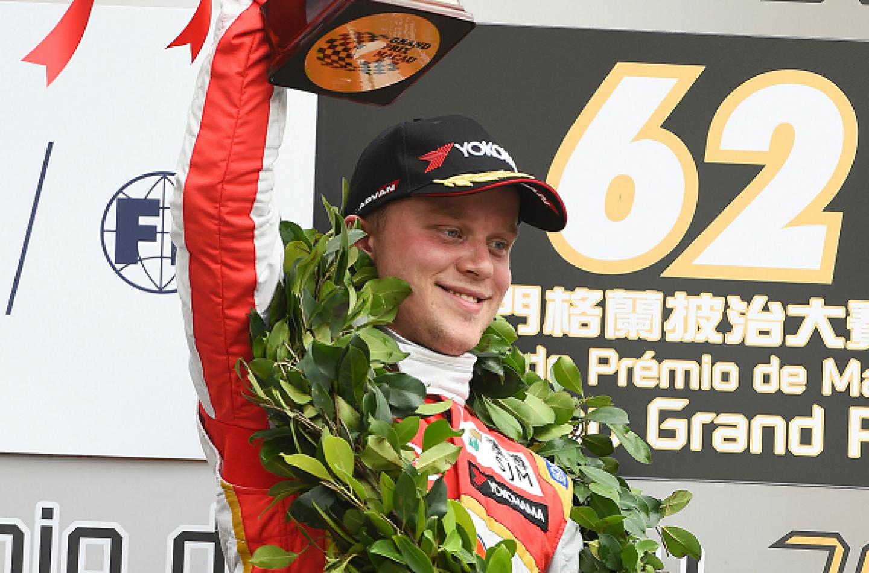 Gran Premio di Macao: Huff vince l'ottava, a Rosenqvist la Formula 3
