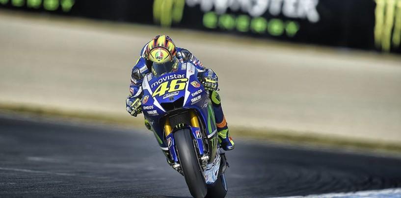 MotoGP | Jerez, ancora Yamaha nelle FP3 con Rossi