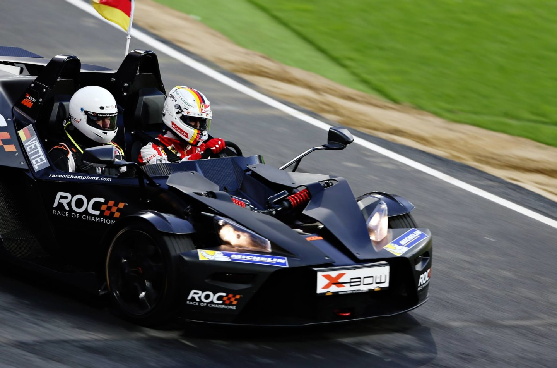 RoC   Sebastian Vettel vince su Tom Kristensen