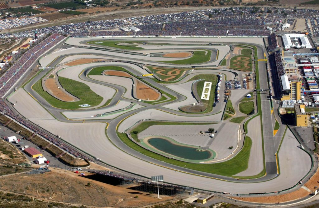Motomondiale   GP della Comunità Valenciana 2015, info e orari