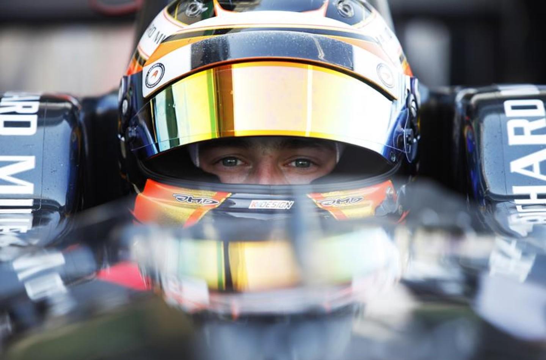 F1 | McLaren, Vandoorne: nel 2017 voglio essere in griglia di partenza