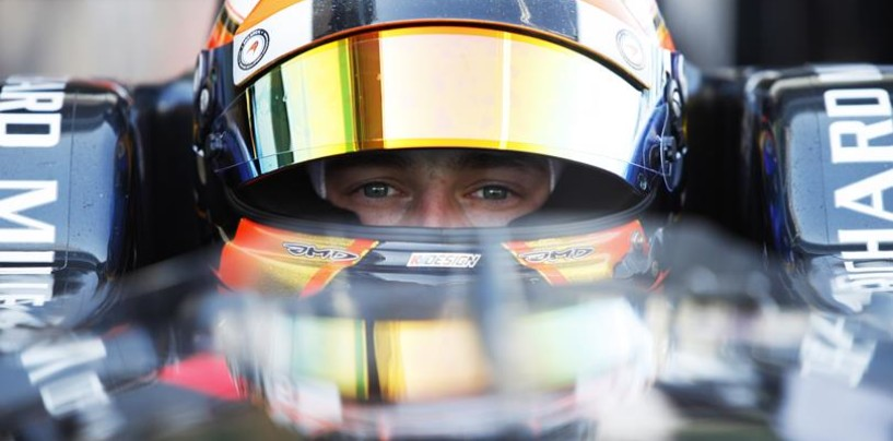 GP2 | Abu Dhabi: Vandoorne infila la settima, Marciello secondo
