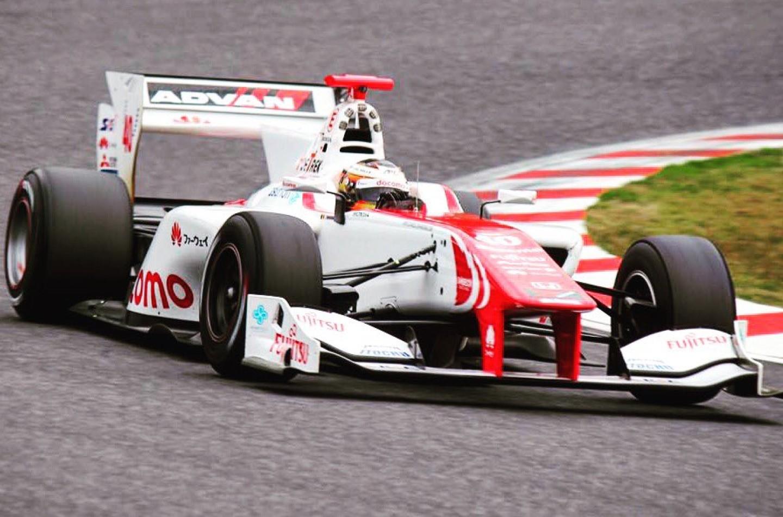 F1 | Test con la Super Formula a Suzuka per Vandoorne
