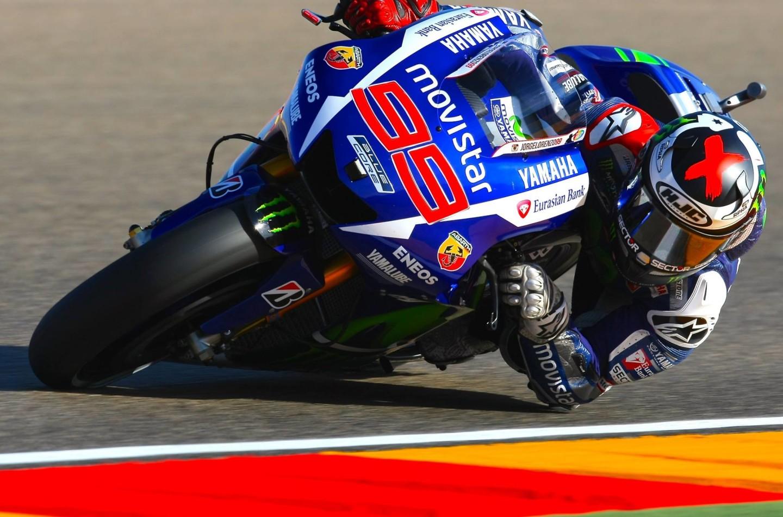 MotoGP | Valencia, FP2: Lorenzo davanti a tutti