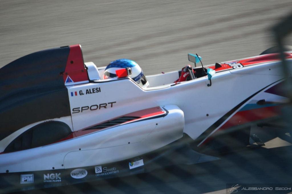 Figli famosi: Giuliano Alesi verso la GP3, Hugo Hakkinen molla il colpo