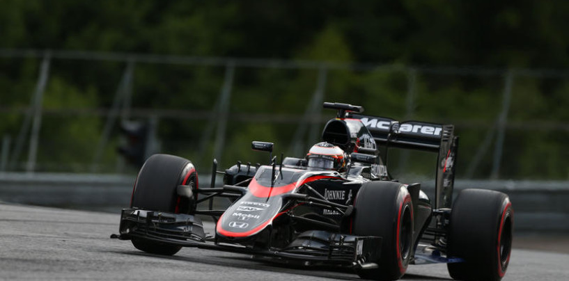 F1 | Vandoorne chiude al comando i test di Abu Dhabi