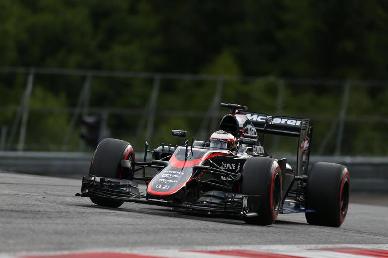 F1   Vandoorne chiude al comando i test di Abu Dhabi