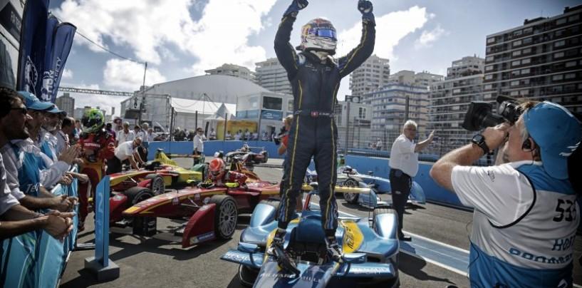 Formula E | Punta del Este: Buemi rimedia e vince in Uruguay