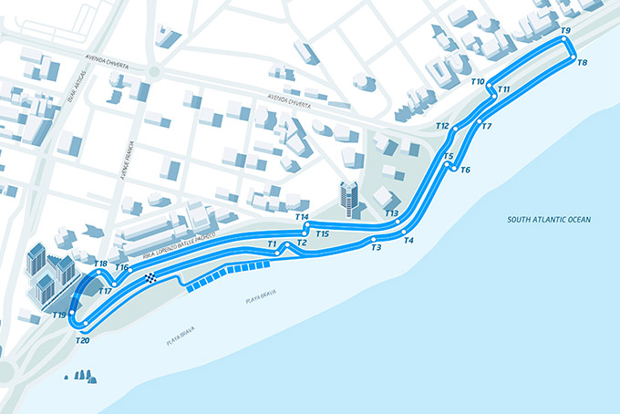 Formula E | Punta del Este ePrix 2015, info e orari