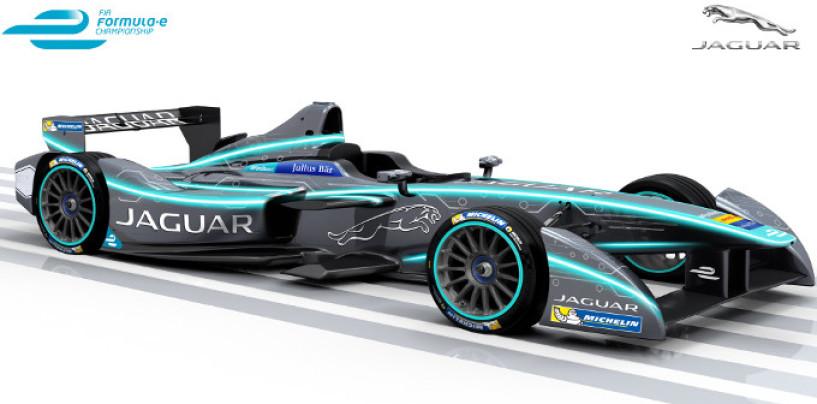 Formula E | Jaguar debutta nella serie dal 2016