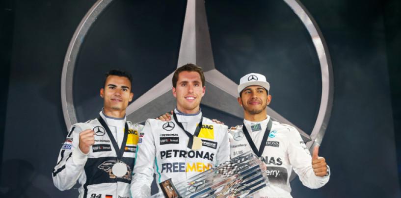 Stars and Cars: anche il DTM meglio della F1!