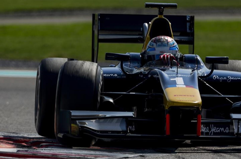 GP2 | Latifi comanda nei test di Abu Dhabi