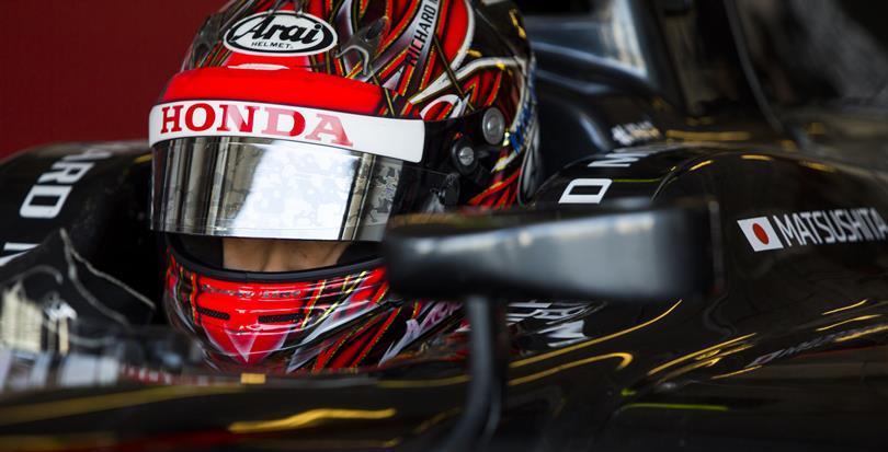 GP2 | Matsushita leader nel primo giorno ad Abu Dhabi