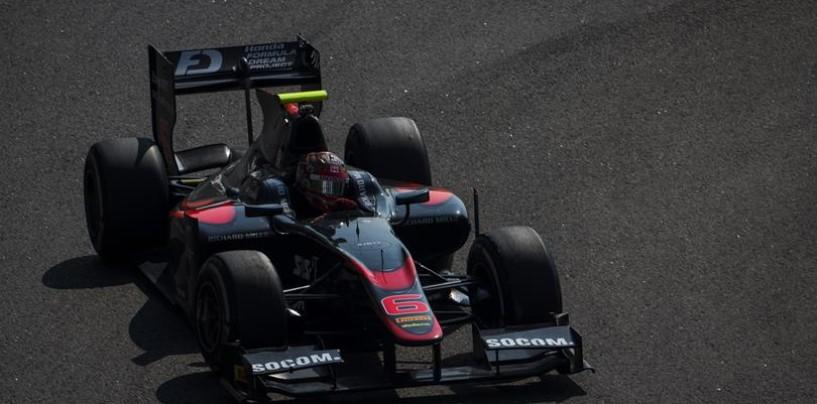 GP2 | Ancora Matsushita davanti a tutti, ma Latifi è primo assoluto