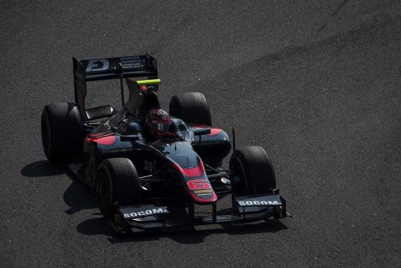 GP2   Ancora Matsushita davanti a tutti, ma Latifi è primo assoluto