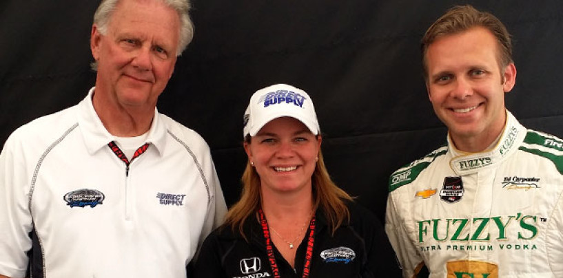IndyCar | Fisher e Hartman si separano da Ed Carpenter