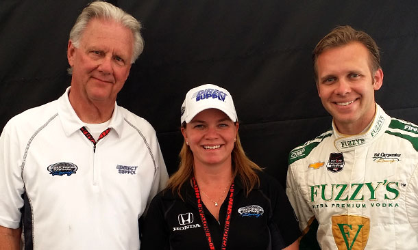 IndyCar | Fisher e Hartman si separano da Ed Carpenter