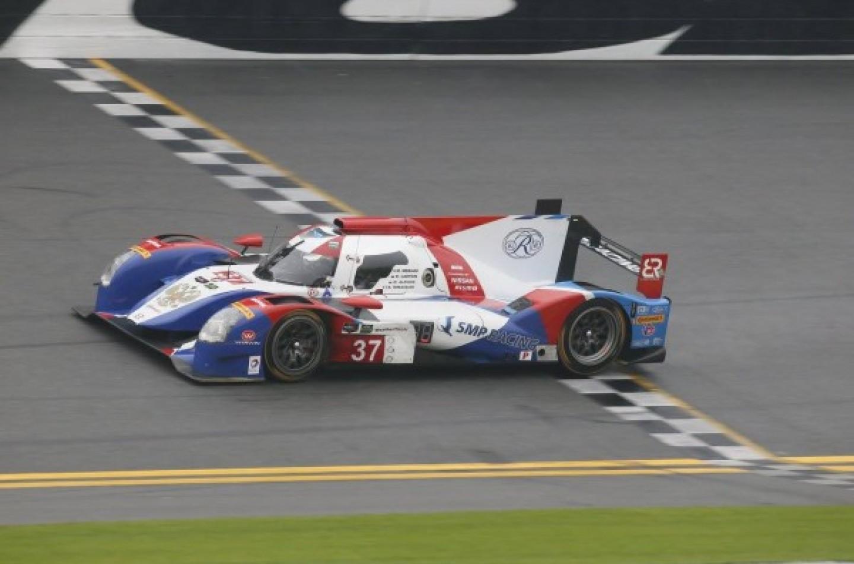 24 Ore di Daytona: BR01 in pole position sotto la pioggia