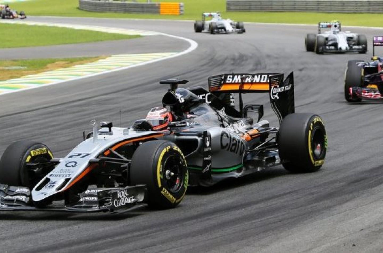 F1 | La Force India punta alla top-4 per il 2017