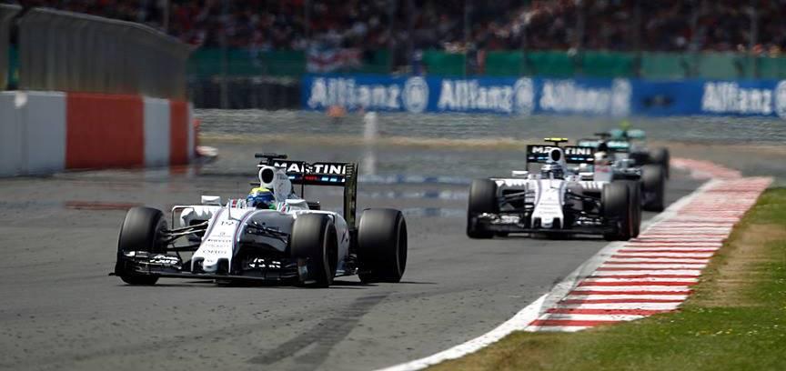 F1   Massa:
