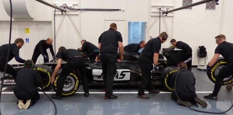 F1 | Haas supera i crash test FIA