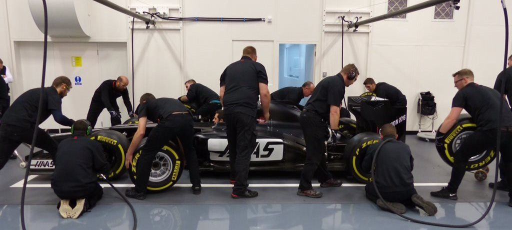 F1 | Haas supera i crash test FIA