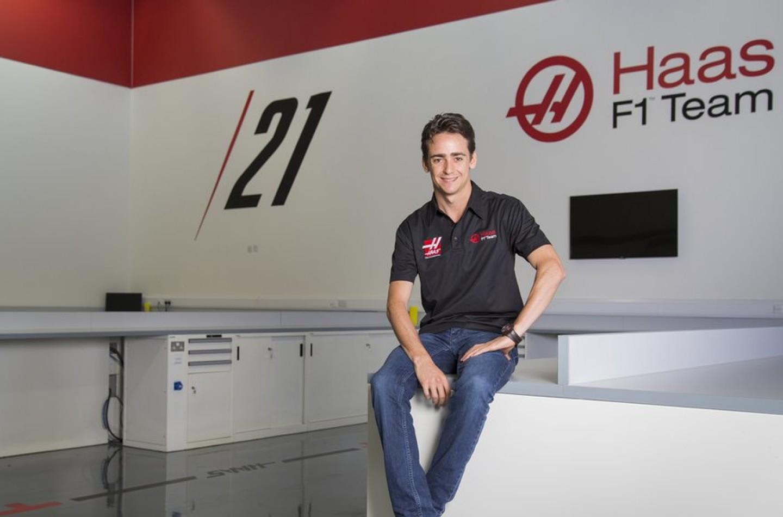 """F1   Gutierrez: """"Credo nel progetto di Haas"""""""