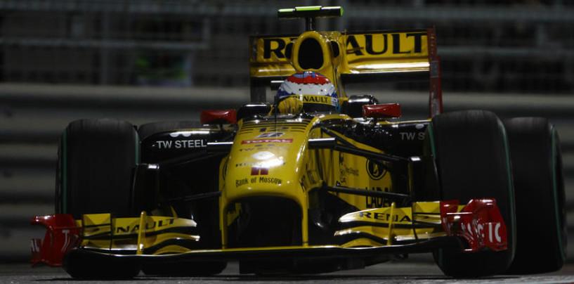 F1 | Renault torna alla livrea giallo-nera?