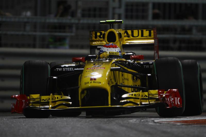 F1   Renault torna alla livrea giallo-nera?