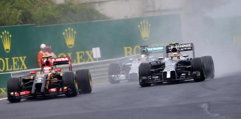 F1 | Maldonado in dubbio per il 2016, arriva Magnussen?