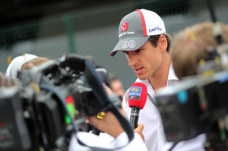 F1 | Adrian Sutil lascia il ruolo di terzo pilota Williams