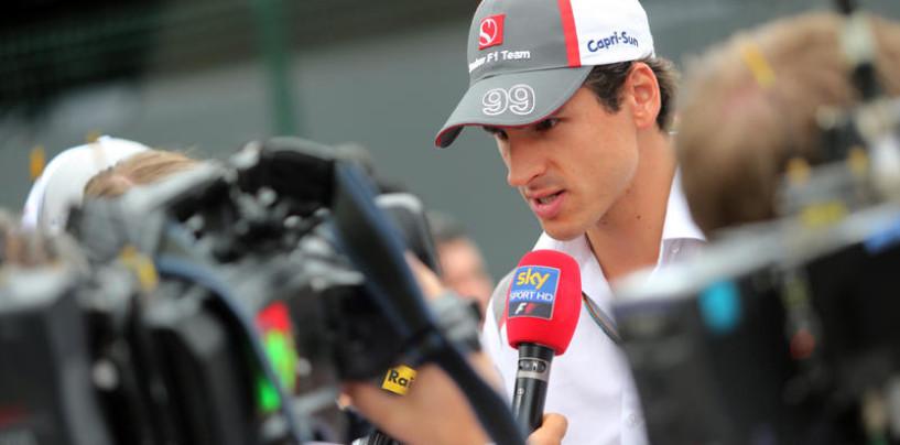 F1   Adrian Sutil lascia il ruolo di terzo pilota Williams
