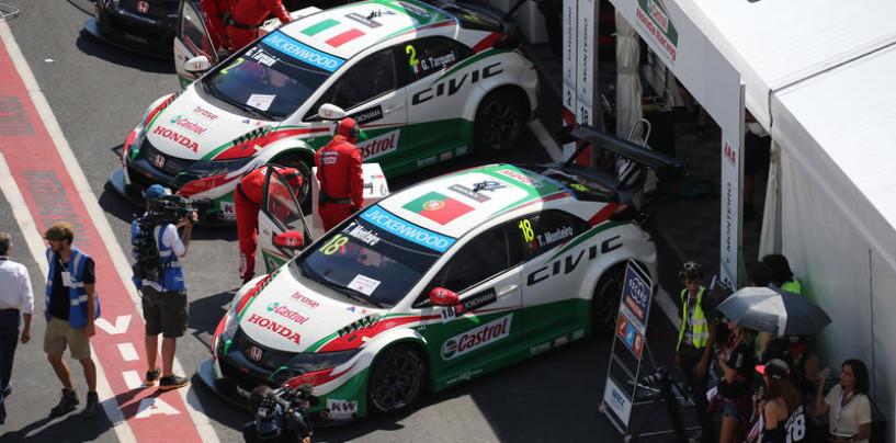 WTCC | Honda ufficializza la sua lineup 2016