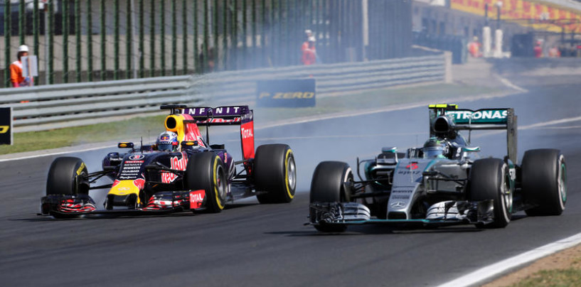 "F1 | Arriva il trofeo ""Driver of the Day"""