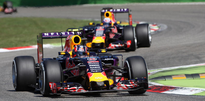 F1 | Red Bull con i titolari nei test Pirelli, McLaren con Vandoorne